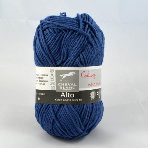Alto 65 Džínsová modrá