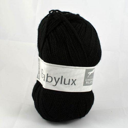 Baby Lux 12 Čierna