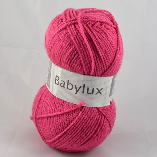 Baby Lux 37 Cyklámenová