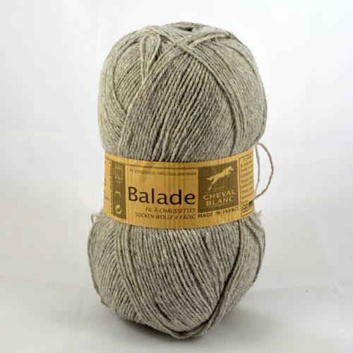 Balade-eco-658-flanelová šeď