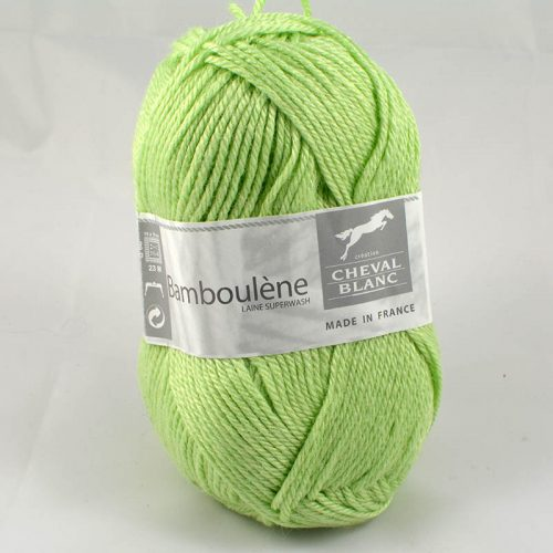 Bamboulene 166 svetlá zelená