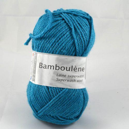 Bamboulene 272 stredomorská modrá