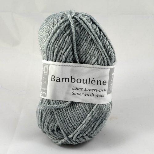 Bamboulene 58 flanelová sivá