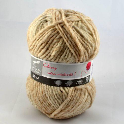Baya 35 prirodná biela/béžová