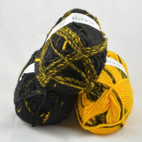 Baya 81 Žltá/čierna