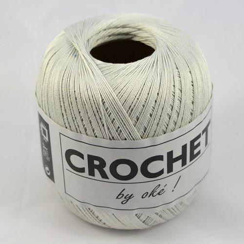 Crochet-by-OKE-71 perlová sivá