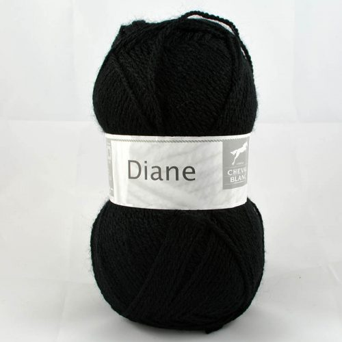 Diane 12 čierna