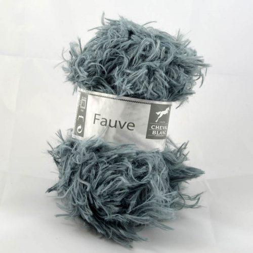 Fauve 307 oceľová modrá