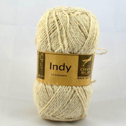 Indy 16 prírodná biela