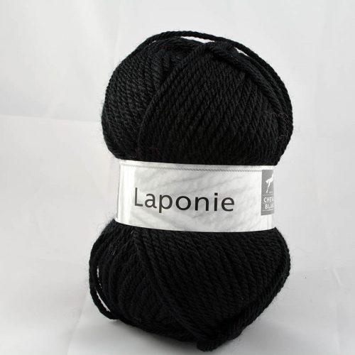 Laponie 12 čierna