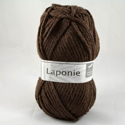 Laponie 42 hnedá