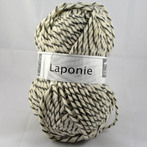 Laponie 829 Smotana/antracit
