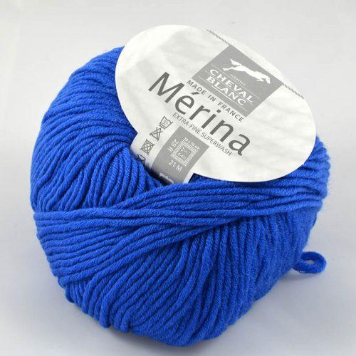 Merina 8 Parížska modrá