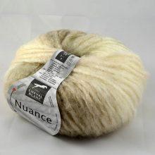 Nuance 16 prírodná biela/béžová