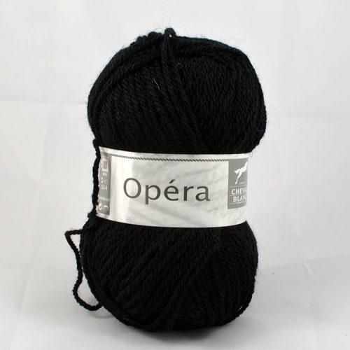 Opera 12 čierna