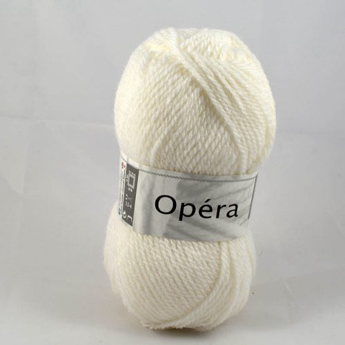 Opera 15 biela