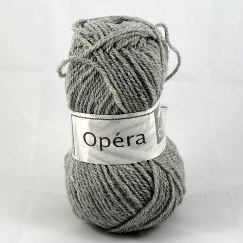 Opera 58 Flanelová sivá