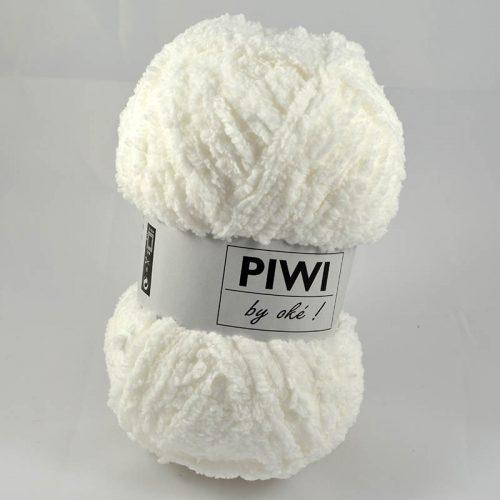 Piwi-611 bílá