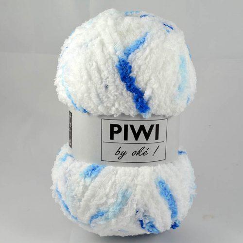 Piwi-701 bílá/modrá