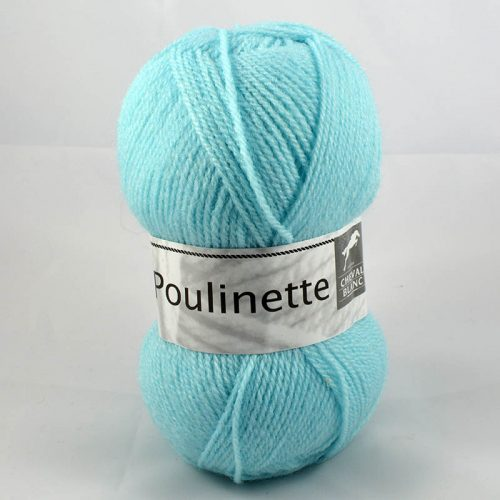Poulinette 147 Azúrová modrá
