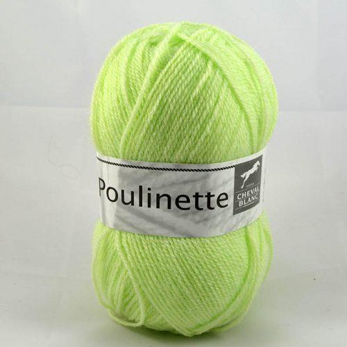 Poulinette 166 Svetlá zelená