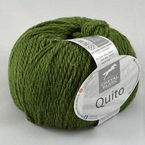 Quito 49 Lesná zelená