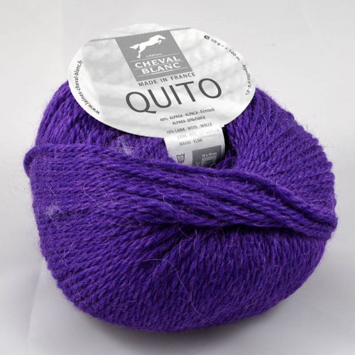 Quito 61 purpurová