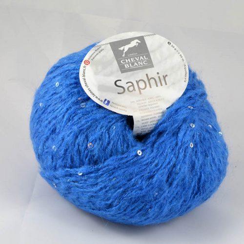 Saphir 8 parížska modrá