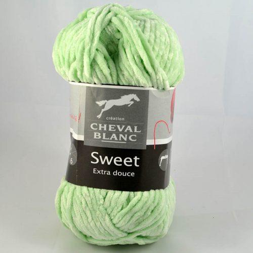 Sweet 107 svetlá zelená