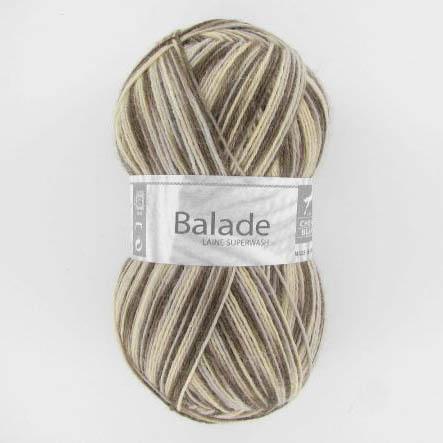 Balade 404 Hnedý melír 100g