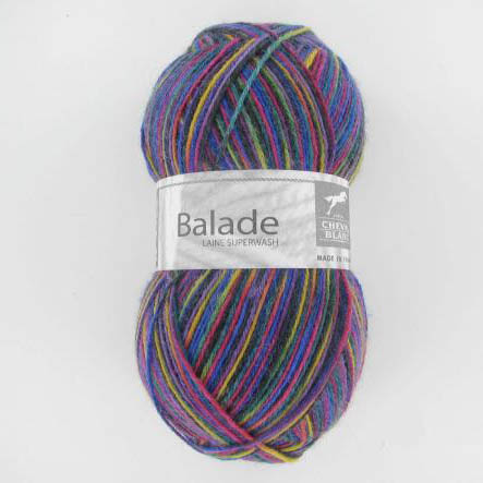Balade 405 farebný melír 100g