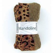 Mandoline 301 Hnedá - jaguár
