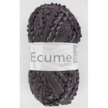 Ecume 252 Prune lurex