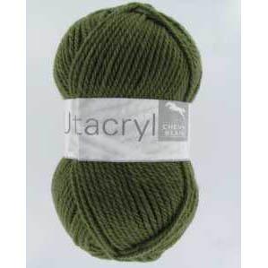 Uttacryl 57 Khaki zelená
