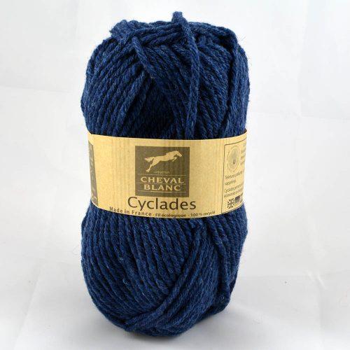 Cyclades 10 džínsová modrá