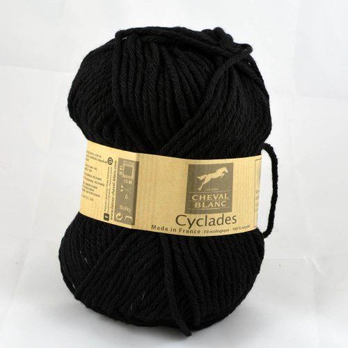 Cyclades 12 čierna