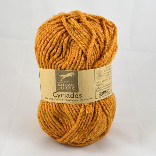 Cyclades 204 horčicová