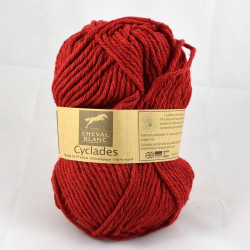 Cyclades 305 rubínová červená