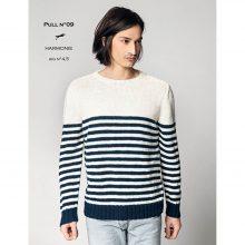 CHB 35/09 Pánský pulovr – návod+příze