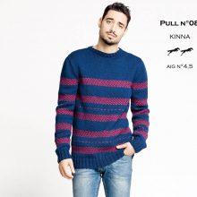 CHB 29/08 Pánský pulovr - návod + příze